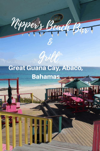 All Day Fun at Nipper's Beach Bar & Grill. Come and relax the day away with your favorite cold libation and delicious Bahamian food