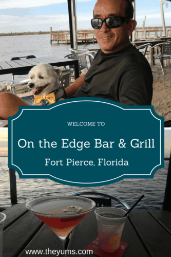 On the Edge Bar & Grill Fort Pierce South Hutchinson's Waterfront Jewel