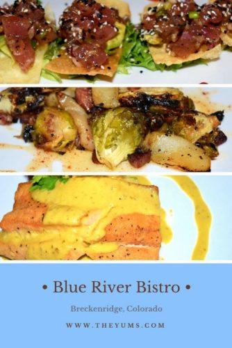 Visit Blue River Bistro in Breckenridge, Colorado, for Italian-American bistro fare.