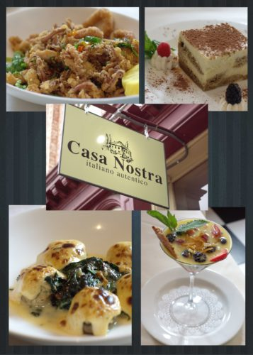 Always in search of authentic Italian cuisine, a classic style with a modern-day twist Casa Nostra offers that and so much more.
