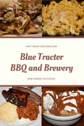Enjoy world-inspired BBQ at Blue Tractor in Ann Arbor, Michigan