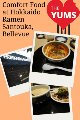 When I learned that ramen wasn't just a cheap dried noodle and instant soup mix, the door opened to a world of Japanese comfort food. Hokkaido Ramen Santouka in Bellevue, Washington, could become wonderfully – and comfortingly – addictive. Read the review.