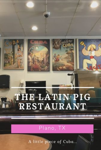 Having been to Cuba, I can vouch that this restaurant gives patrons a truly authentic experience. The 1950's restaurant decor takes you back in time, but this is actually what you will find in Cuba today.