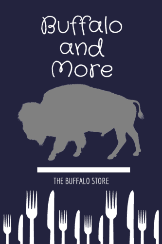 logo for buffalo and more in virginia