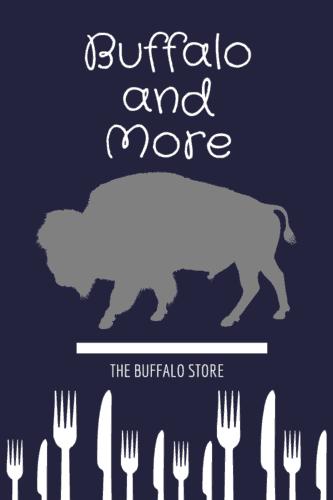 logo for buffalo and more in virginia