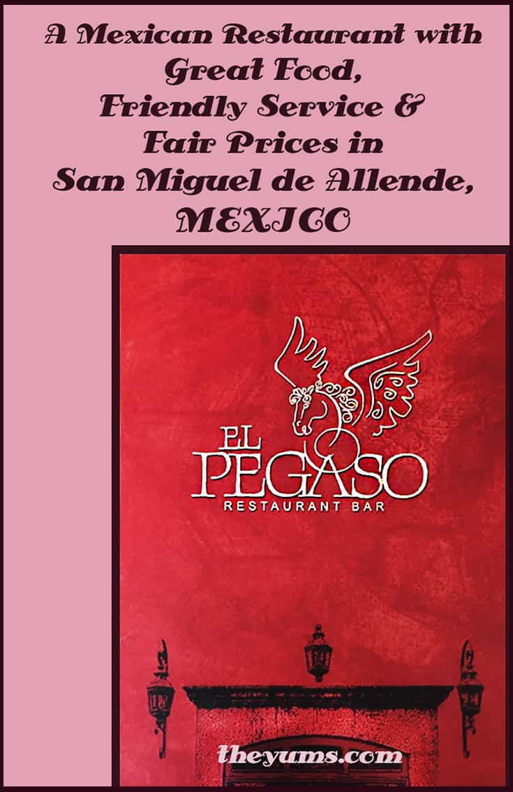 Pinnable image for El pegaso, San Miguel de Allende, Mexico