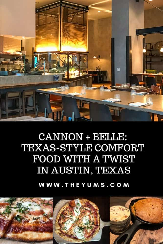 review of canon + belle in austin texas