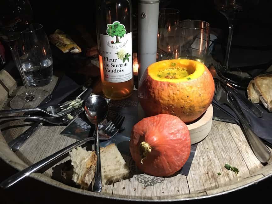 A Rustic Feast: La Maison du Moulin in Switzerland (a review)