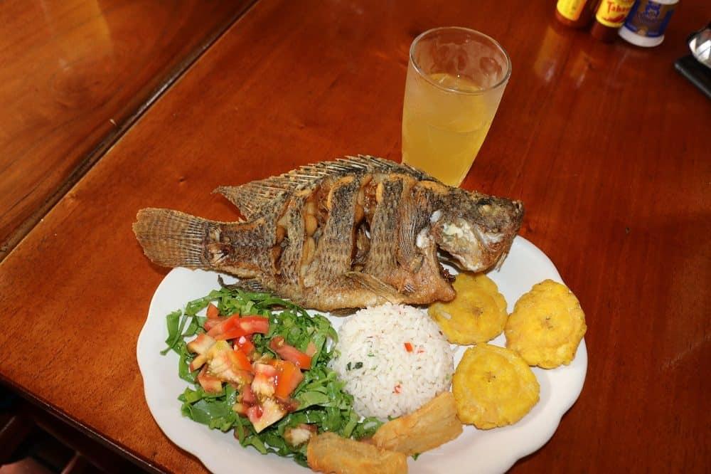 Restaurante Tilapias El Pavon Costa Rica