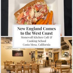 New England Comes to the West Coast