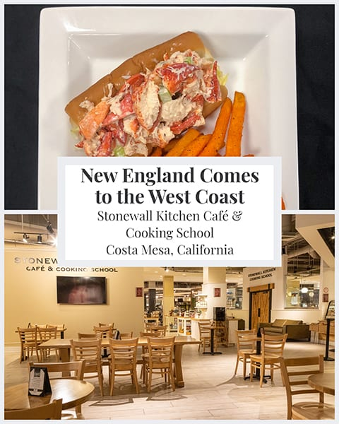 Classic Maine lobster dishes are the specialty of Stonewall Kitchen Café and Cooking School, so if you love lobster, you will not be disappointed here. It's a new take on traditional favorites.