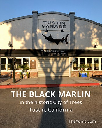 Seafood and jazz at The Black Marlin in the City of Trees