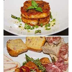 Pinterest Small Plates at Velia Food Drinks & Music