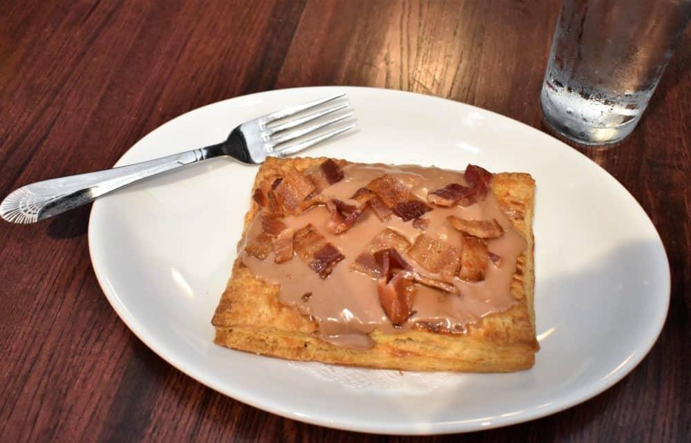 "Maple Bacon ""Pop Tart"" at Butterhorn in Bismarck, North Dakota"