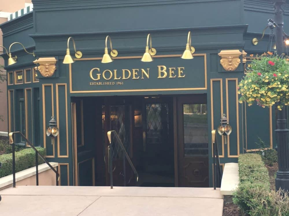 The Golden Bee in Colorado Springs, Colorado