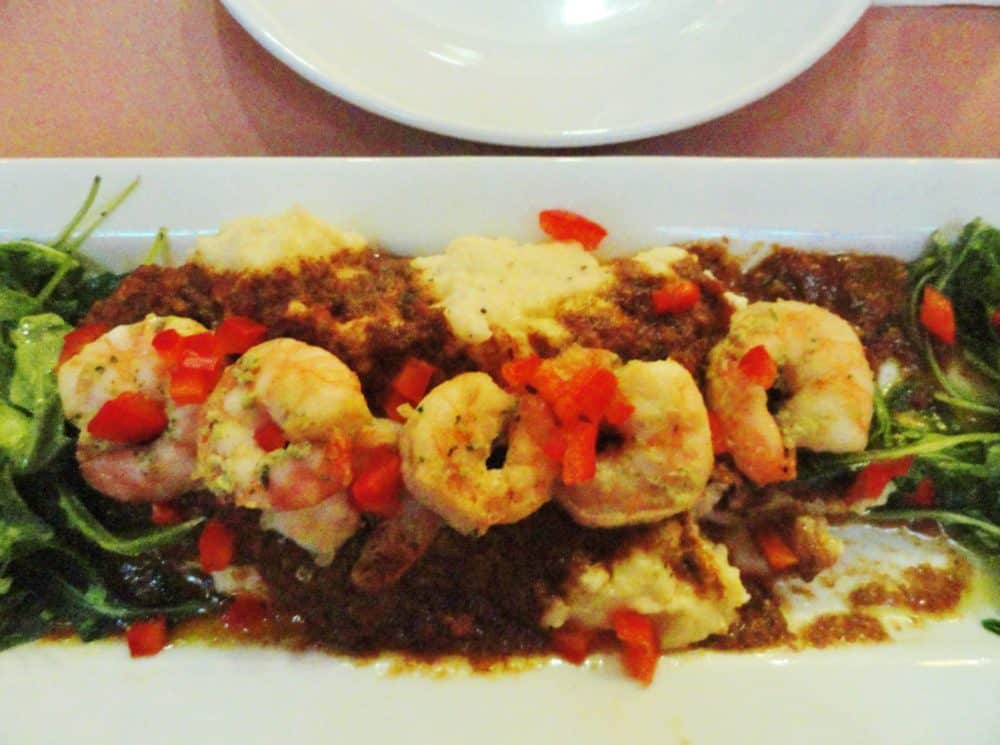 Delicious scallops at Church Brew Works in Pittsburgh, Pennsylvania. Read the reveiw.